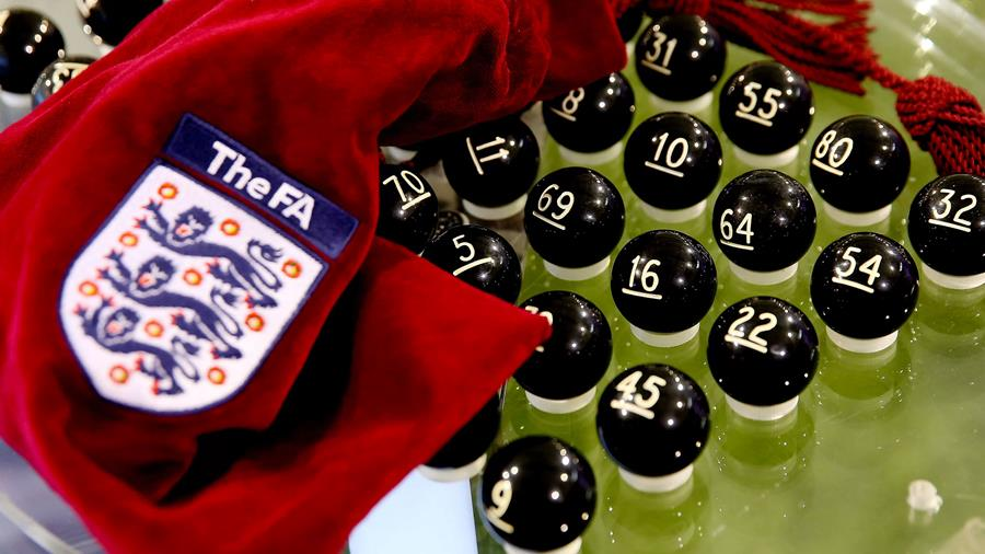 QPR ball 32 in FA Cup third round draw