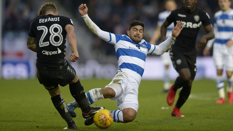 Gallery Qpr Edged Out By Leeds