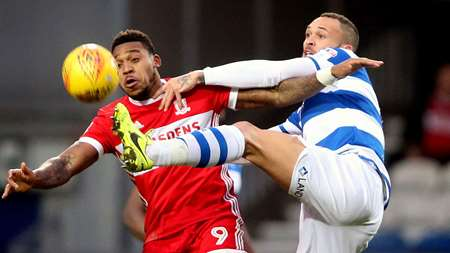 Joel Lynch gets to grips with Adama Traore