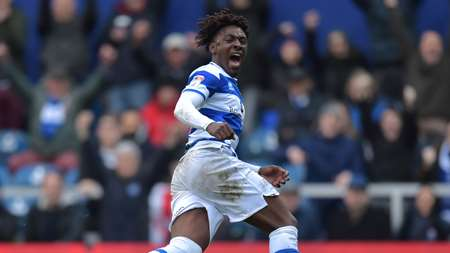 Eze does it! QPR youngster celebrates his opener