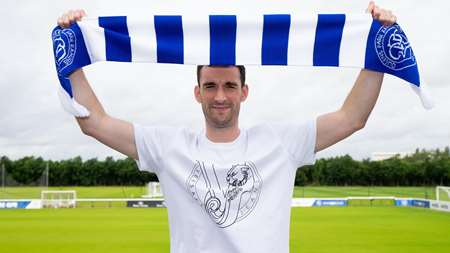 Two in one day! Lee Wallace joins QPR on a two-year deal