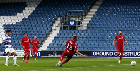 Right place, right time! Ilias Chair nets Rangers' second goal of the night