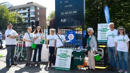 Hammersmith And Fulham Foodbank Success