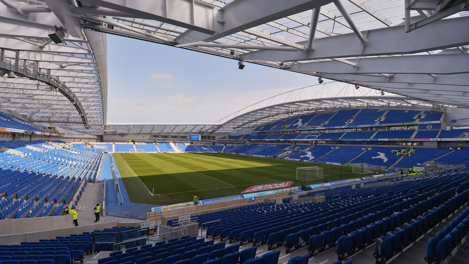 Image result for amex stadium