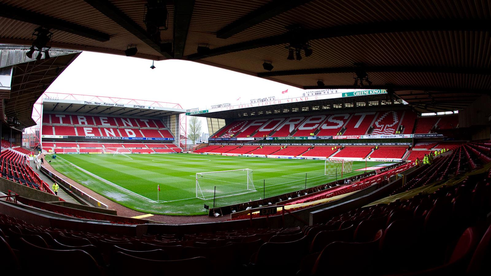 GROUND GUIDE: NOTTINGHAM FOREST'S CITY GROUND