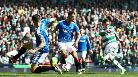 He won the Scottish Premiership three times whilst with The Bhoys