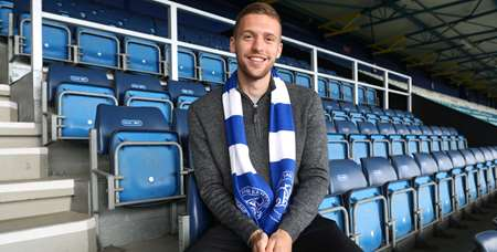 The midfielder has joined on a three-year deal