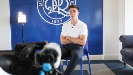 The full interview with Jimmy will soon be on www.qpr.co.uk