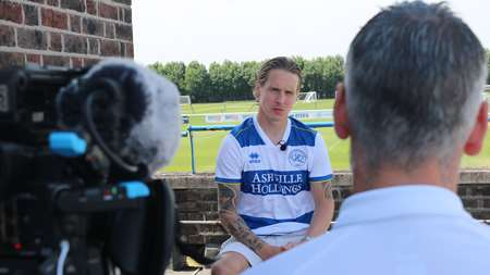 The full interview with Stefan is on www.qpr.co.uk now