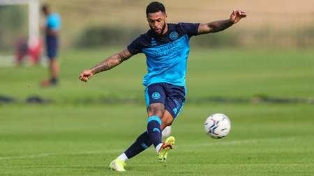 Andre Gray impresses in front of goal