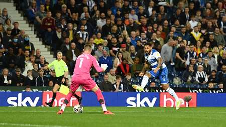 Andre Gray puts the R's 1-0 up in under a minute