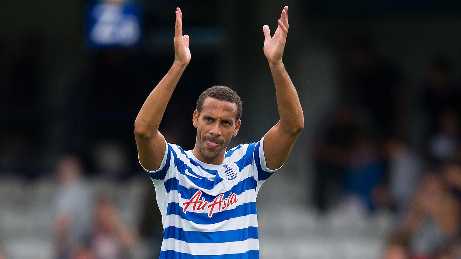 RIO FERDINAND MISCONDUCT CHARGE